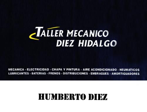 Taller Mecánico Diez Hidalgo