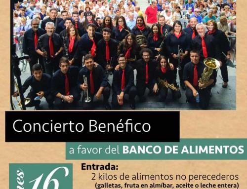 Concierto Benéfico de la Banda de Música San Nicolás de Pollos en Valladolid