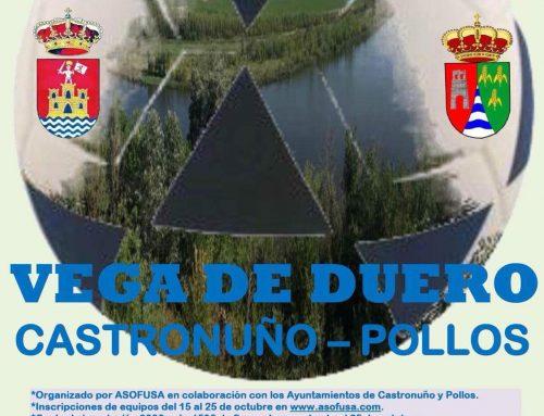 II Campeonato de Fútbol Sala Vega de Duero Castronuño-Pollos
