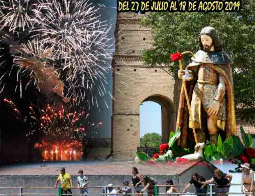 Programación de Nuestras Fiestas Patronales San Roque 2019